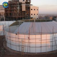 200 000 Gallon Bolted Steel Liquid Storage Tanks For Water Storage Manufactures
