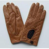 Genuine Leather Gloves (CF10081) Manufactures