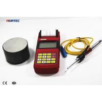 China High Precision Portable metal hardness tester with Printer and 3 Inch LCD or LED Display on sale