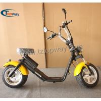 40-60km Range Per Charge and 60v Voltage citycoco e-scooter Manufactures