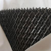 6 * 12 MM Hole Expanded Metal Mesh for Vietnam 0.8MM Thickness Manufactures
