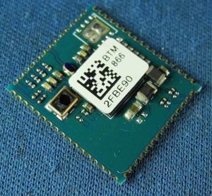 Buy cheap Bluetooth class 2 CSR8670 Based Multi-media aptX module support touch sensor-- BTM866 from wholesalers