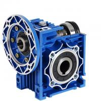 High Torque Worm Gear Reduction Gearbox Steel / Cast Iron Material Manufactures
