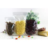 Transparent 2 Layers Food Plastic Bags Liquid And Dried Fruits Industry Use Manufactures