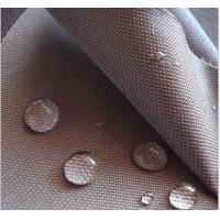 1000d polyester water-resistant oxford fabric Manufactures