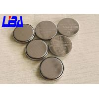 LiMnO2 Coin Cell Lithium Button Batteries Primary CR2032 3V 240mAh Manufactures