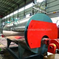 Diesel Most Efficient Oil Fired Boiler Food Processing 1 Ton - 20 Ton Manufactures