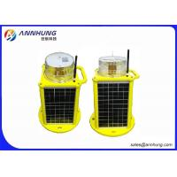 China IP67 Standard Solar Powered Tower Lights With High Durability Base on sale