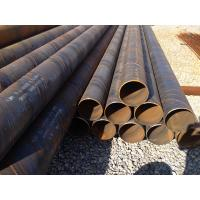 10# 20# 45#27SiMn CE A53A Seamless Stainless Steel Pipe for Culvert Manufactures