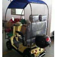 Mobility Scooter With Sun Shield and Dual Seat Manufactures