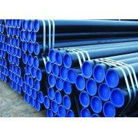 China 140mm Seamless Carbon Steel Tube ASTM A333 Gr6 Api 16 20 30 Inch ISO Certification on sale