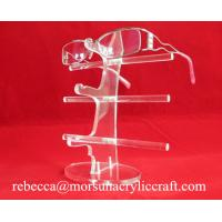 Acrylic high quality glasses display rack / glasses holder/ plexiglass sunglasses stand Manufactures