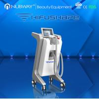 China hifu body shape slimming machine body tightening hifu slimming machine on sale