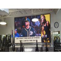 Quality P4mm SMD1921 IP65 Waterproof 4.0mm Pixel Pitch Outdoor HD LED Video Wall Screen for sale