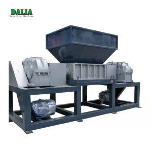 China Sk11 Blade Material Double Shaft Shredder Machine Tyre Crusher Machine on sale