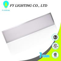 30w / 40w / 50w Square LED Panel Light 300x1200 2700 - 7000K With External Driver Manufactures