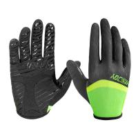 China Wholesale men women full finger bicycle hand road bike cycling mountain bike gloves manufacturer on sale