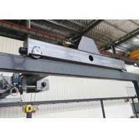 China Europen type traveling girder overhead crane with 10ton hoists for sale