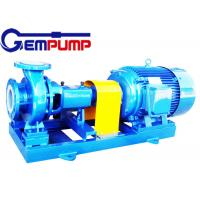 ISO 9001 Plastic chemical pump With Dye Pesticides industry pump Manufactures