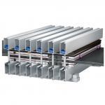 Conveyor Belt Jointing Vulcanizing Press Aluminum Alloy Material Manufactures