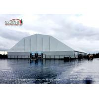 50x60m Large Aluminium Movable Polygon Marquee for  Exhibition and Wedding Party Manufactures