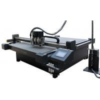 Display Acrylic Sheet Composite Cutting Machine , Packaging Foam Cutting Machine Manufactures