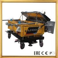 China EZ RENDA Automatic Spray Render Machine With Concrete Mixers Plastering on sale