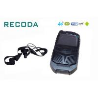 China Mini 3G Live View Law Enforcement Body Worn Camera Recorder with GPS Tracking on sale
