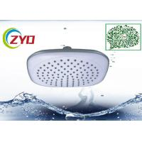 CE Square Hand Shower Head 200mm X 200mm Size Multi Color Optional Manufactures