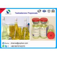 100mg/Ml Testosterone Propionate / Test Prop / Test Propionate CAS 57-85-2 Manufactures