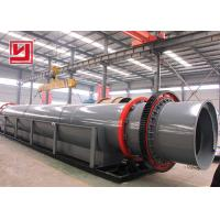 China Horizontal Rotary Drum Cooler for Calcined Magnesite Calcium Aluminate Clay Lime on sale