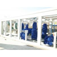 China Reliable Car Wash Tunnel Systems Environmental Protection And Energy Conservation on sale
