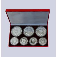 Silver Stamped Athletic Medal Manufactures