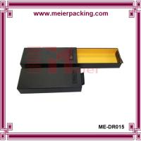 Pen box, paper pen drawer box, customized paper gift box ME-DR015 Manufactures
