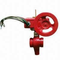 Grooved End Butterfly Valve for Fire Fighting Manufactures