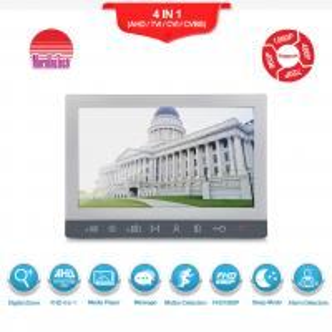 China Audio doorphone 7-inch 960P TFT Lcd screen video intercom system multi family doorbell on sale