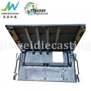 China OEM Machined Aluminum Parts , Aluminium Alloys Die Casting Custom Machined Parts on sale
