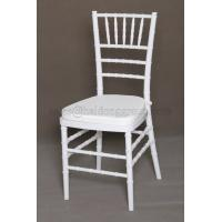 Events Resin Chiavari Chair USA Style , Recyclable Commercial Chair Manufactures