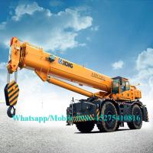 Brand New 50 Ton XCMG RT50 rough terrain crane telescopic Boom original CE Certificate Manufactures