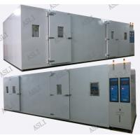 China Customized Walk In Climatic Test Chamber Environmental Test Equipment on sale