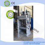 Baling Press Machine /Vertical Hydraulic plastic bottle scrap baler/Hydraulic cardboard baler Manufactures