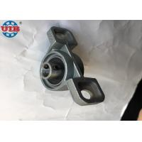 Zinc alloy KFL008 bearing unit aluminum bearing housing for food production line Manufactures