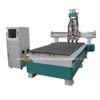 Low Cost CNC Engraving Machine with Auto Tool Changing/3 Tools Changing/Servo Motor Manufactures