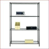 Multipurpose  Commercial Wire Shelving  14D X 36W Easy To Clean Manufactures