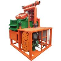 User Friendly 50m³ Mud Recycling System With High Adaptable Ability Manufactures