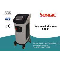 China Dark skin Long Pulse ND Yag Laser Hair Removal Machine Permanent on sale