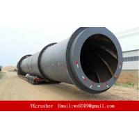 Buy cheap Metallurgy Industry Rotary Drum Dryer Simple Structure Environment Protection from wholesalers