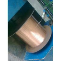 40% IACS 0.58mm Copper Clad Steel Wire, ASTM B452 Manufactures