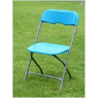 China Outdoor Stacking Plastic Chair on sale