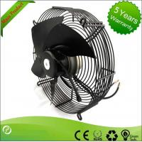 Sheet Steel Ventilation Ec Axial Exhaust Fan , Industrial Blower Fans High Volume Manufactures
